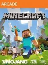 Minecraft: Xbox 360 Edition dvd cover