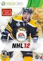 EA SPORTS NHL 12 Cover