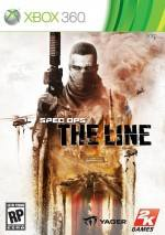 Spec Ops: The Line dvd cover