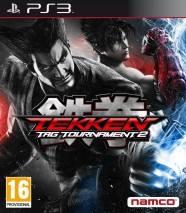 Tekken Tag Tournament 2 cd cover