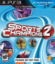 Sports Champions 2 cd cover