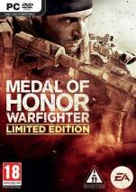 Medal of Honor Warfighter dvd cover