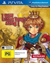 New Little King's Story dvd cover