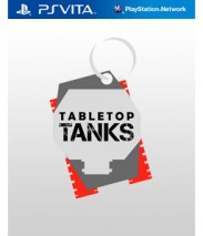 Table Top Tanks dvd cover