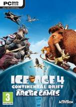 Ice Age: Continental Drift - Arctic Games poster