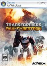 Transformers: Fall of Cybertron poster