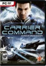 Carrier Command: Gaea Mission dvd cover
