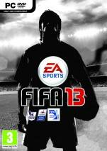 FIFA Soccer 13 Cover
