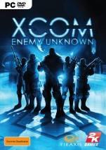 XCOM: Enemy Unknown poster