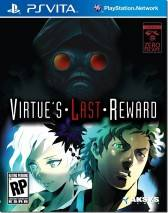 Zero Escape: Virtue's Last Reward dvd cover