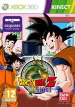 Dragon Ball Z for Kinect dvd cover