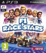 F1 Race Stars cd cover