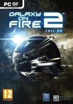Galaxy On Fire 2 Full HD dvd cover