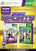 Kinect Sports: Ultimate Collection  dvd cover