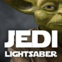 Jedi Lightsaber Star Warrior dvd cover