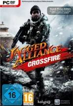 Jagged Alliance: Crossfire dvd cover