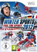Winter Sports 2012: Feel the Spirit dvd cover