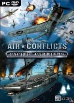 Air Conflicts: Pacific Carriers  poster