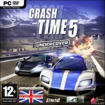 Crash Time 5: Undercover dvd cover