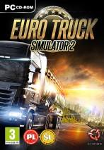 Euro Truck Simulator 2 dvd cover