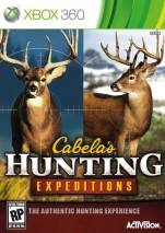 Cabela's Hunting Expeditions dvd cover