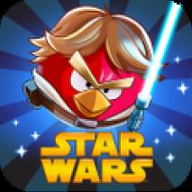Angry Birds Star Wars dvd cover