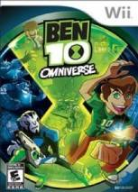 Ben 10: Omniverse dvd cover