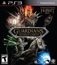 Guardians of Middle-Earth cd cover