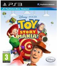 Toy Story Mania! Cover