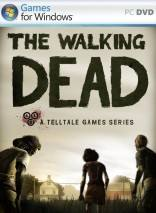 The Walking Dead: Episode 5 - No Time Left dvd cover