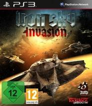 Iron Sky: Invasion cd cover