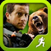 Survival Run with Bear Grylls dvd cover