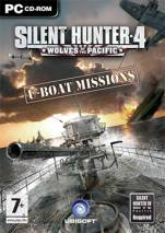 Silent Hunter 4 U-boat Missions Cover