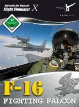 F-16 Fighting Falcon dvd cover