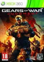 Gears of War: Judgment dvd cover