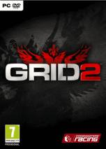 GRID 2 dvd cover