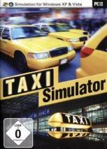 New York City Taxi Simulator dvd cover