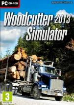 Woodcutter Simulator 2013 dvd cover