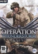 Mortyr Operation Thunderstorm dvd cover