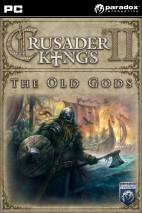 Crusader Kings II: The Old Gods Cover