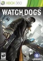 Watch Dogs dvd cover