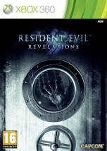 Resident Evil: Revelations dvd cover
