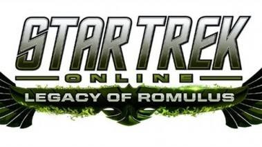 Star Trek Online: Legacy of Romulus dvd cover
