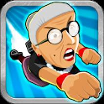 Angry Gran Toss Cover