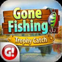 Gone Fishing: Trophy Catch dvd cover