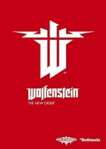 Wolfenstein: The New Order cd cover