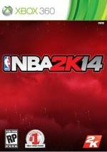NBA 2K14 dvd cover