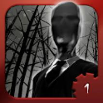 Slender Man! Chapter 1: Alone dvd cover