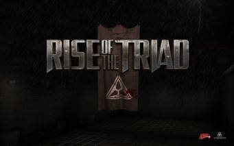 Rise of the Triad dvd cover