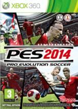Pro Evolution Soccer 2014 dvd cover